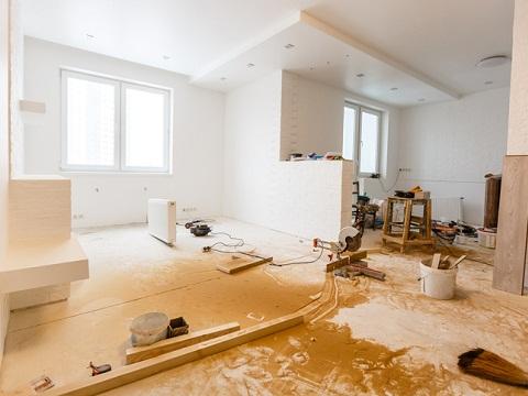 wykańczanie mieszkania